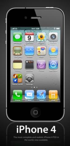 apple iphone4手機圖片