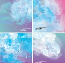 动感曲线烟雾 缭绕图片