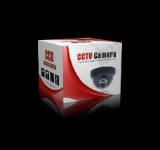 CCTV照相机包装盒图片