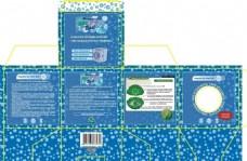 洗衣球包装设计