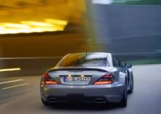 奔驰 高档 豪华 跑车图片