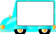 汽车相框图片