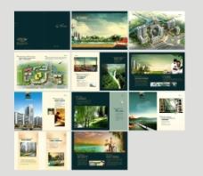 房地产楼书设计图片