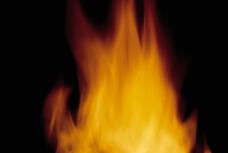火 燃燒的火圖片