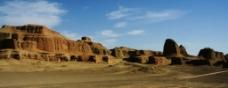 新疆世界魔鬼城图片
