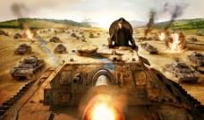军事战斗图片