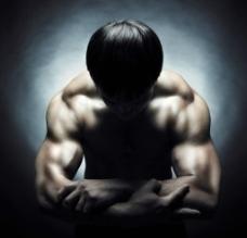 肌肉男人高清图片