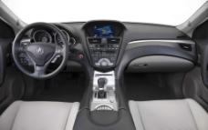 阿库拉 2010版 ZDX 动力轿跑车 车内景图片