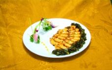 乌龙茶香虾图片
