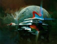 星球大战原画图片