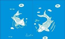 游泳的鱼图片