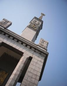 纪念塔图片