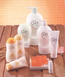 安利GH系列护肤品图片