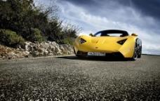 marussia b1 b2 世界名车图片
