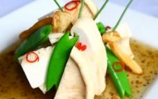 煮物 铁板百灵菇图片