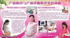 产前筛查与产前诊断防范染色体病图片