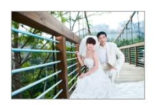 婚紗照 攝影圖片