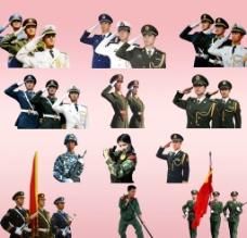 公安人员图片
