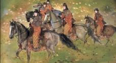 女骑士图片