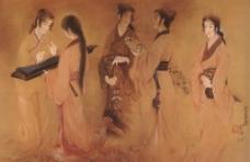 战国女乐图片