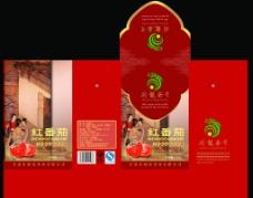 红番茄礼品包装图片