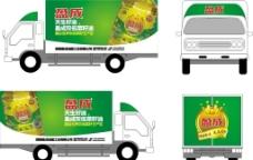 货车广告图片
