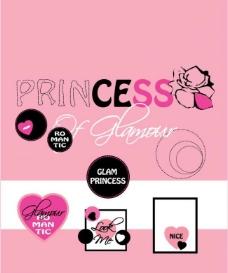 princess 时尚设计图片