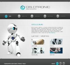 网页模板 创意设计图片