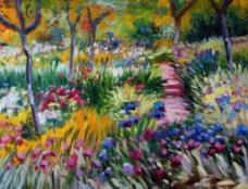 莫奈 Claude Monet 绘画作品图片