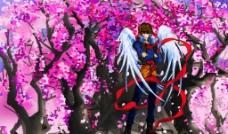 樱花开的季节图片