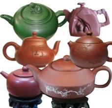 紫砂壶图片
