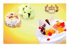 麦香村蛋糕 蛋糕画册 包皮图片