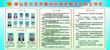 铜山区社会矛盾纠纷调处服务中心公示栏图片