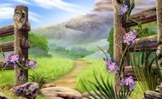 优美自然图片