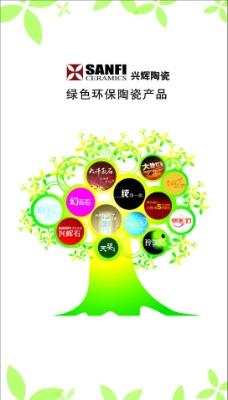 兴辉陶瓷全系列产品图片