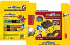 游戏手柄挂卡 游戏手包装盒