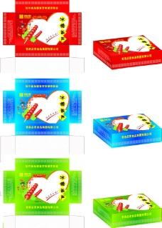 冰糖葫芦包装设计图片