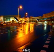 北海道夜景图片