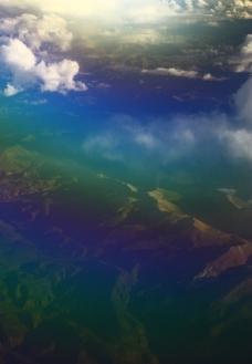 西藏高原山脉图片