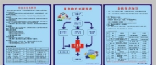 紧急救护处理程序图片