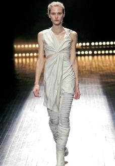 巴黎时装周系列时尚时装模特图片