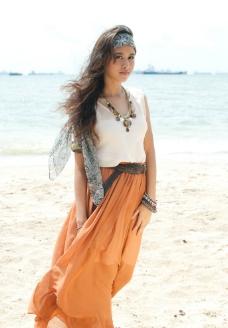 新加坡 美少女图片