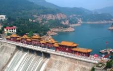 邯郸武安京娘湖图片