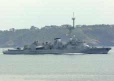 法国乔治·莱格级导弹驱逐舰图片