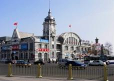 老北京站图片