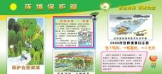 环境保护篇宣传版面图片