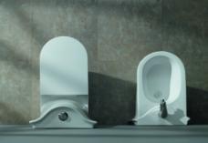 卫浴 马桶 坐便器 妇洗器图片