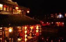 西塘 夜景图片