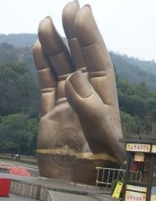 江苏无锡灵山图片