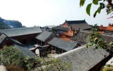 泰山古建筑图片